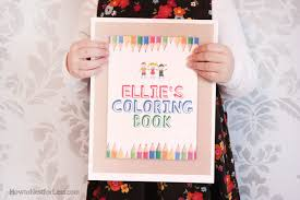 how to make a coloring book popular how to make your own coloring