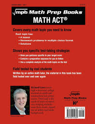 buy ultimate guide to the math act book online at low prices in