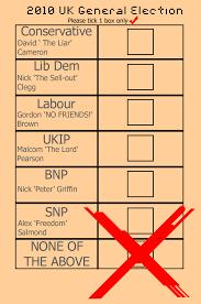 Image result for ballot paper