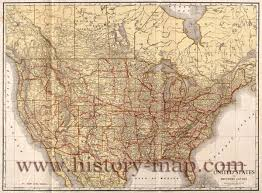 Ohio Railroad Map by Railroad Map