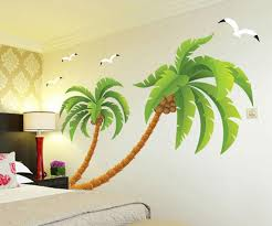 go to the beach wall stickers for kids rooms home decor diy