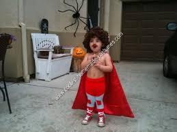 Cool Boy Halloween Costumes Coolest Homemade Nacho Libre Kids Halloween Costume Homemade