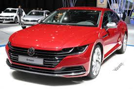 2017 vw arteon priced from u20ac49 325 in germany