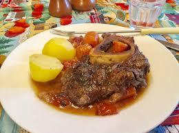 cuisiner le jarret de boeuf recette instant pot jarret de boeuf aux carottes cuisiner avec