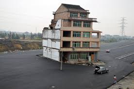 Weird House by Hug Fee U0027 Sparks Controversy At Chinese Kindergarten Huffpost