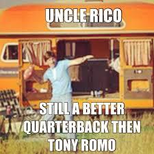 Uncle Rico Meme - uncle rico sports memes pinterest