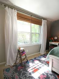 Curtains With Ribbons Easy And Inexpensive Romantic Curtains Pretty Handy