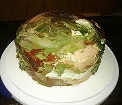 camoflauge cake camo cake