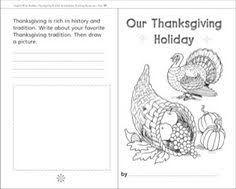 How Did Thanksgiving Become A Holiday Children Make A Penguin Shaped Mini Book That Helps Them