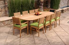 Patio Furniture Table Teak Patio Furniture Is Best For Furnishing Patio And Other
