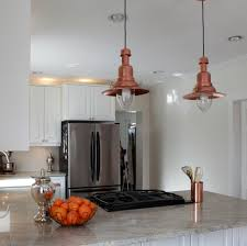 copper pendant light copper pendant lamp by fabricius and