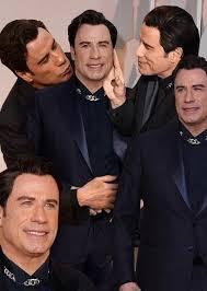 Meme John Travolta - travolta overload creepy john travolta know your meme