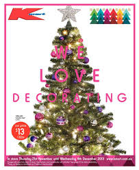 kmart christmas tree christmas tree
