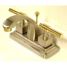 brass polished bathroom faucets bellacor