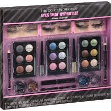 the color workshop eyes that hypnotize gift set 32 pc walmart com