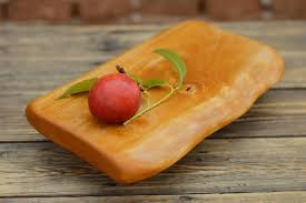 Cooking Board by Solid Wood Cutting Board Recycled Cutting Board Wooden Serving