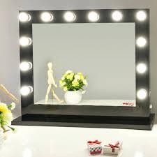 Tabletop Vanity Mirrors With Lights Vanities Lighted Makeup Vanity Mirror Lighted Makeup Magnifying