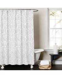 54 Shower Curtain Tis The Season For Savings On Lush D礬cor Keila 54 X 78 Shower