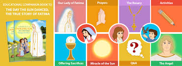 The Miracle True Story New Book The Miracle Of The Sun At Fatima Messages For