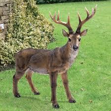 design toscano big rack buck deer statue reviews wayfair