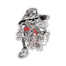 cowboy skull tattoos skull 3 skulls cowboy ranger indian