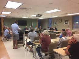dennis beach committee hears concerns following summer incident