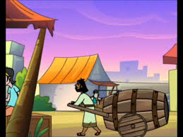 parable of talents jesus christ u0027s life story animated story