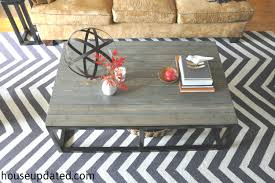 Restoring Barn Wood How To Build A Diy Industrial Coffee Table For Only 75 24 House