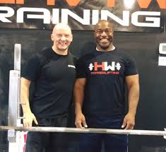 World Bench Press Champion 5 Lessons From Bench Press World Champion Leon Brown Rob King