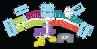 Montgomery Mall Map King Of Prussia Mall Directory