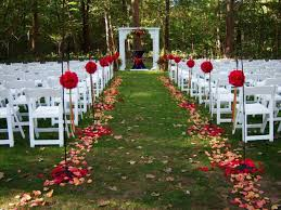 nice wedding ideas on a budget small backyard wedding ideas on a