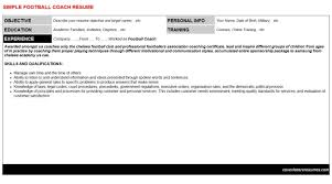 Football Coach Resume Sample by Head Baseball Coaching Resume Sales Coach Lewesmr Intended For 15