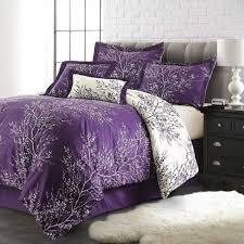 Silk Crib Bedding Set Nursery Beddings Dark Purple Crib Bedding Together With Dark