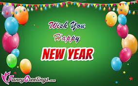 wish you happy new year ecard greeting card fancygreetings