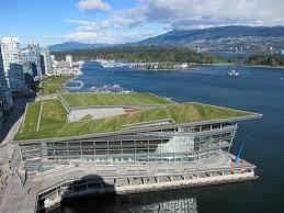 vancouver convention centre goes double platinum exhibition showcase