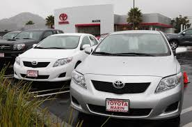 toyota line of cars why toyota is recalling 5 8 million cars worldwide