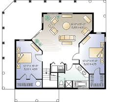 vacation home floor plans vacation home or primary residence 21183dr architectural