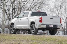 toyota truck lifted 2 5 3in front leveling lift kit for 07 18 toyota 4wd tundra