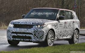 land rover sport 2018 2018 land rover range rover sport redesign release spy photo