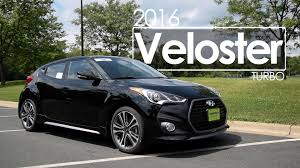 2016 hyundai veloster 2016 hyundai veloster turbo review test drive