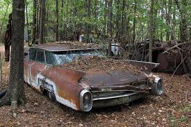 old rusty cars old car city usa is where classic cars go to rust in peace
