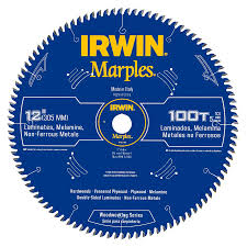 Saw Blade To Cut Laminate Flooring Shop Irwin Marples 12 In Circular Saw Blade At Lowes Com