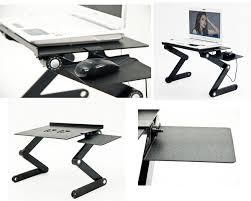 Furinno Adjustable Laptop Desks Top 10 Best Laptop Desks Bed Reviews Doublebestreview