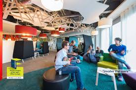 pedrali furnishes google campus in dublin design u0026 contract