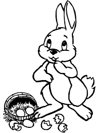 fun easter colouring free for primary