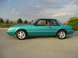 1993 mustang lx for sale 1993 mustang lx coupe calypso green for sale svtperformance com