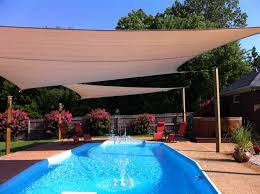 can t wait until we open the pool and my outdoor sun shade sails