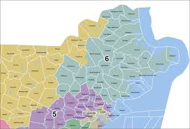Map Of Essex County Nj The Gerrymander Is Born In Essex County February 11 1812