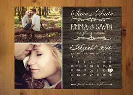 Rustic Save The Date Magnets Promotional Fridge Magnets Perfect Giveaway