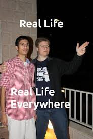 Redshirt Meme - meme in real life